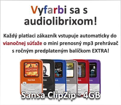 Vyfarbi sa s audiolibrixom