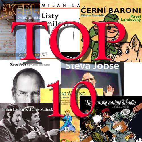 TOP 10 za 2012