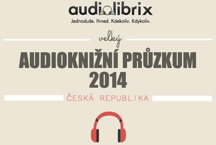 Velký audioknižní průzkum 2014
