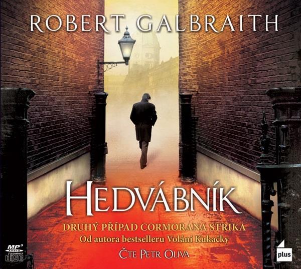 Robert Galbraith - Hedvabnik