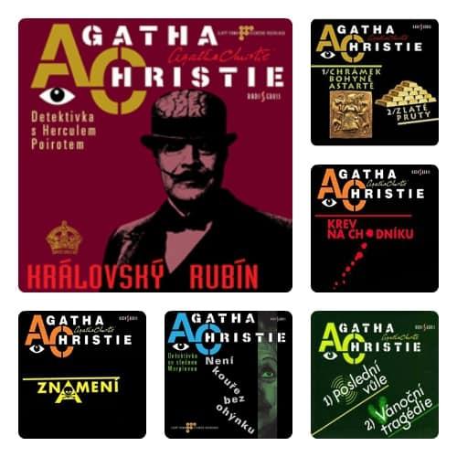 Agatha Christie se s náma loučí