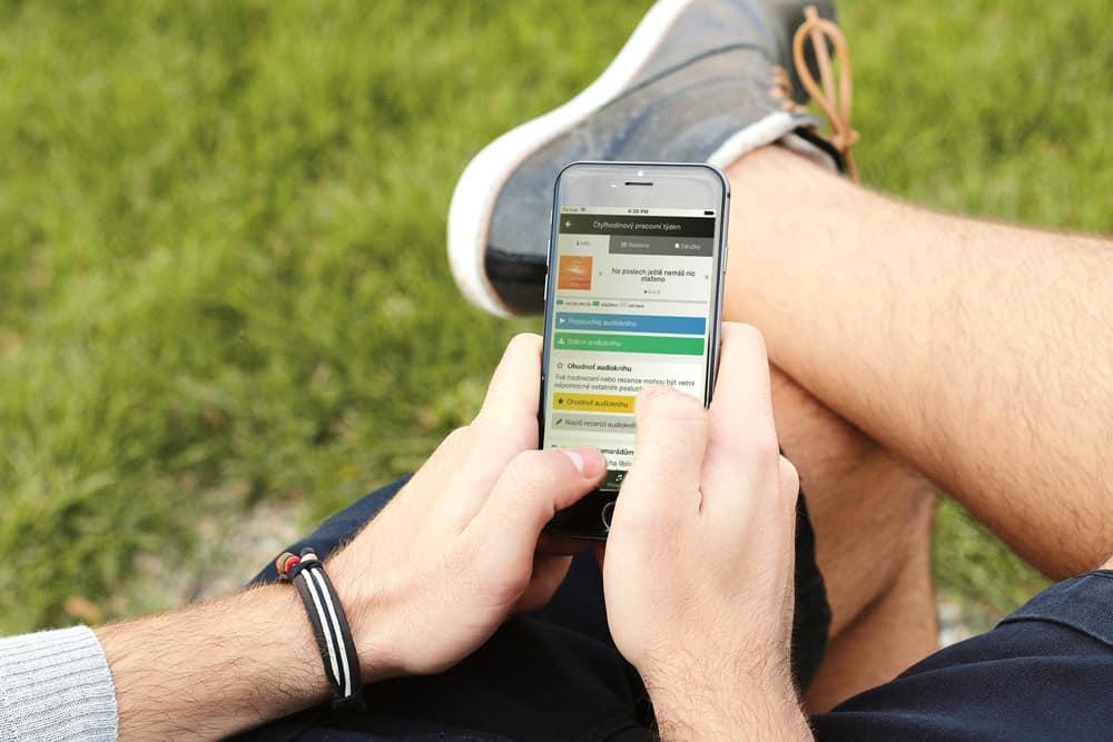 Prečo nepredávame audioknihy v našich mobilných aplikáciách