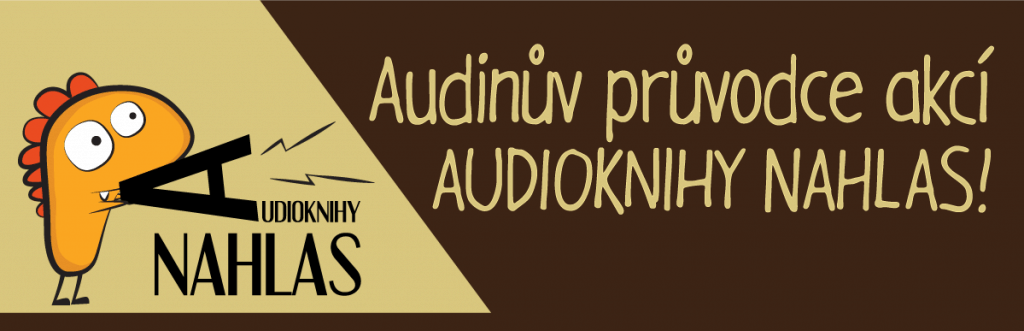 Audinův průvodce Audioknihami NAHLAS!