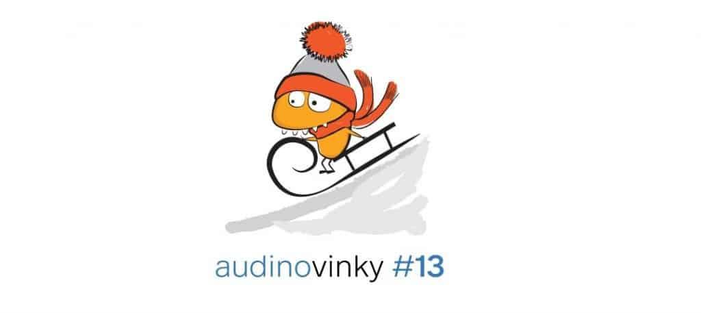 Audinovinky #13