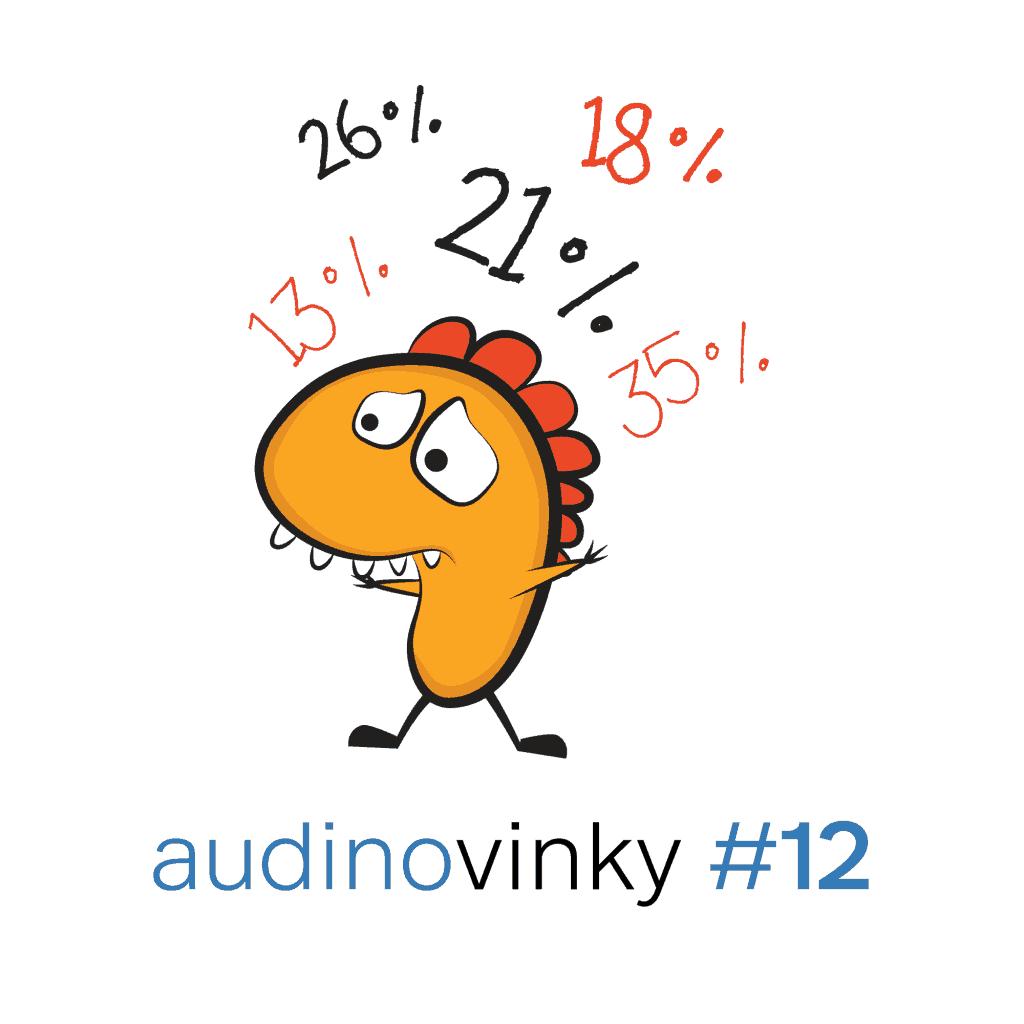 Audinovinky #12