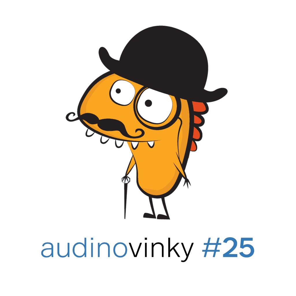 Audinovinky #25