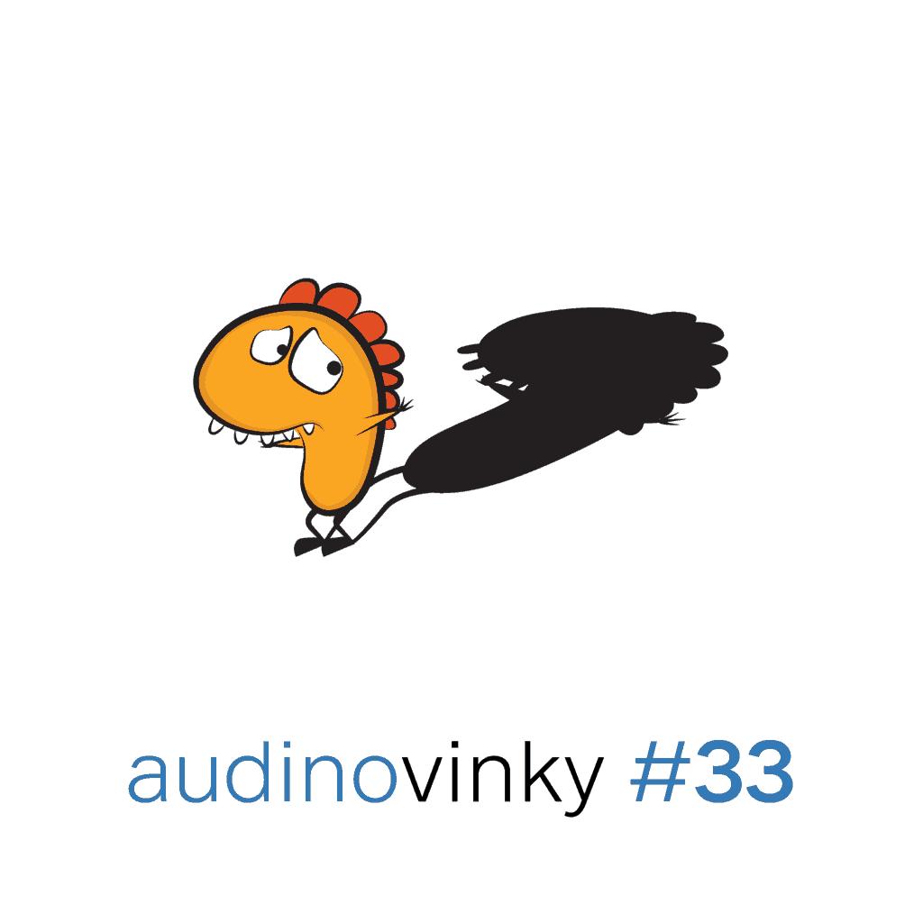 Audinovinky #33