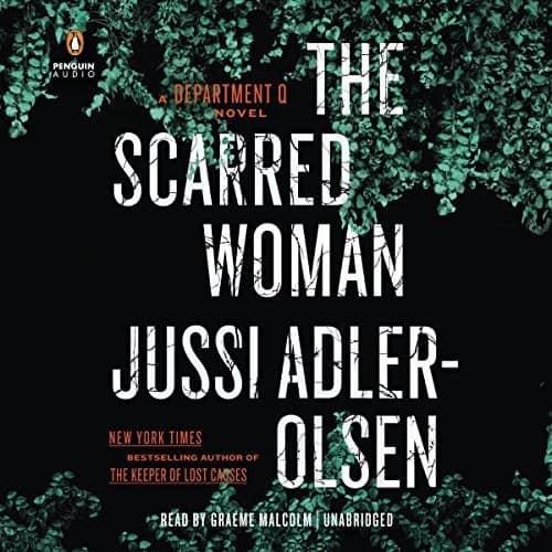 The scarred woman - Jussi Adler Olsen