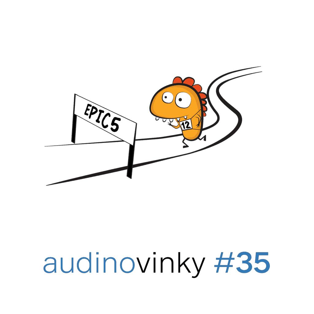 Audinovinky #35