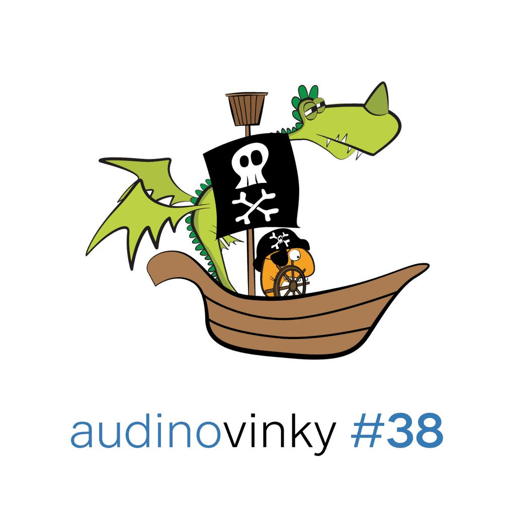 Audinovinky #38