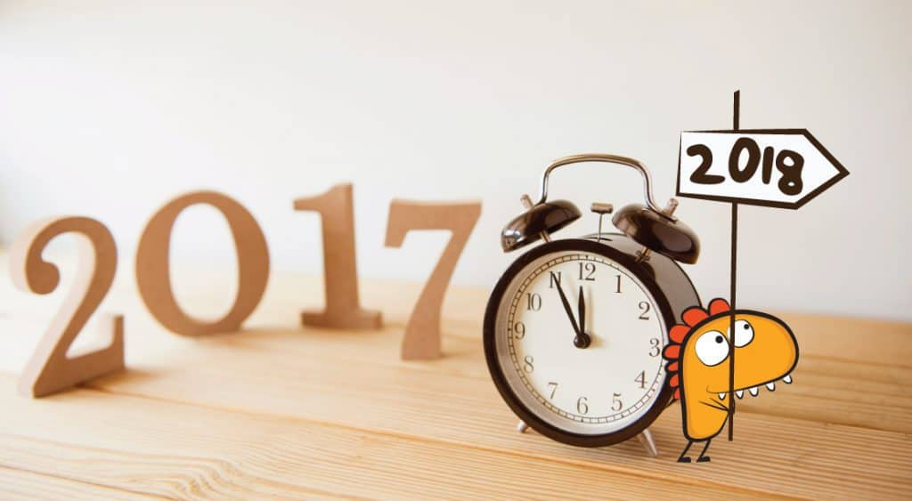 Rok 2017 v Audiolibrixu