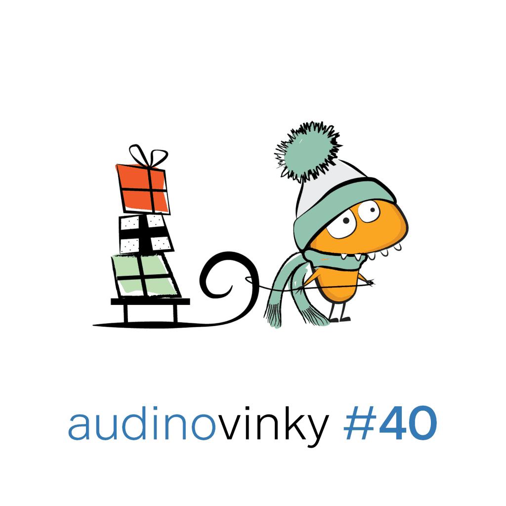 Audinovinky #40