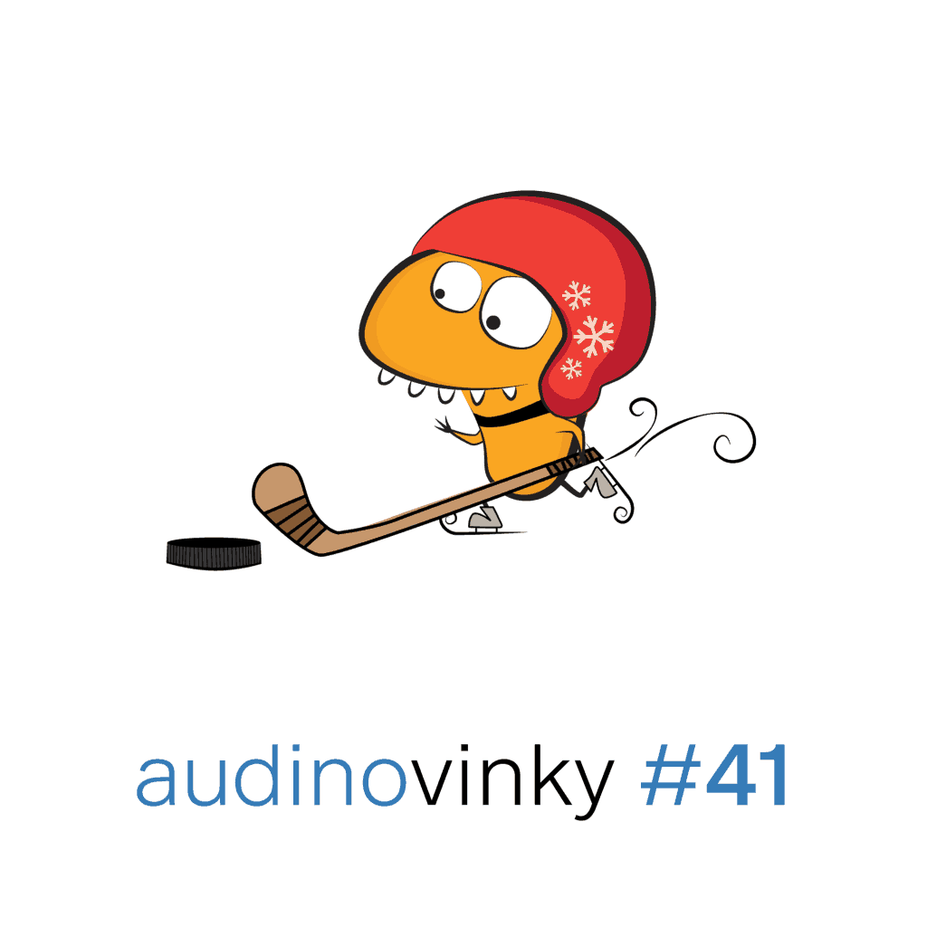 Audinovinky #41