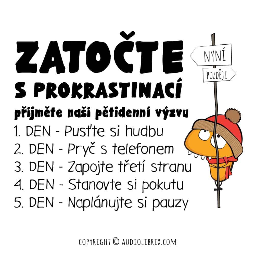 Jak zatočit s prokrastinací?