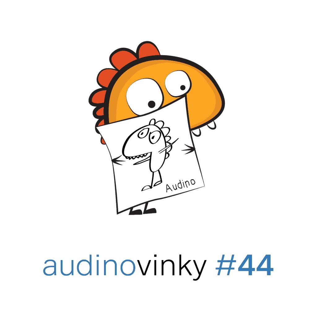 Audinovinky #44