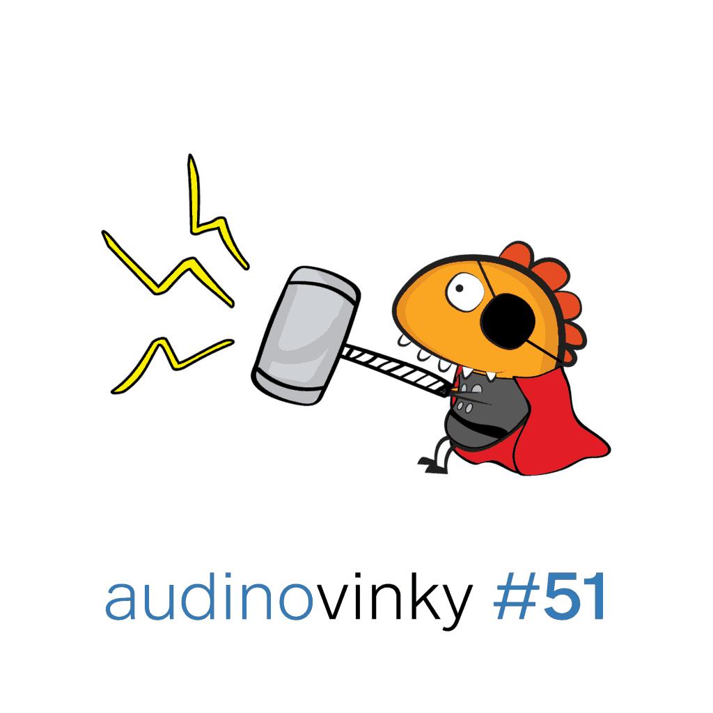 Audinovinky #51