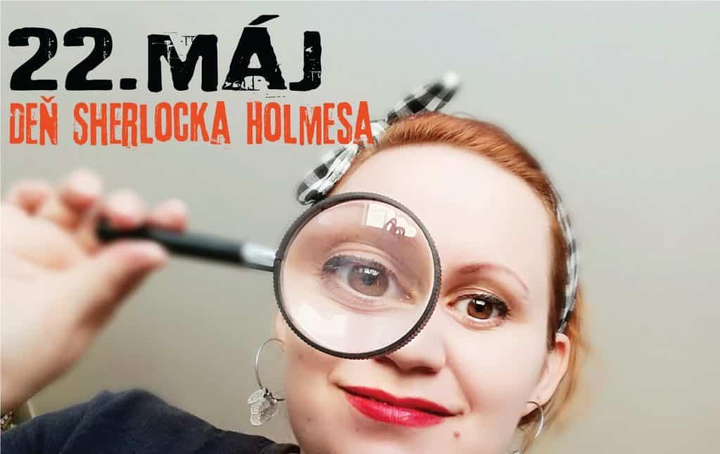 Aj Sherlock Holmes má svoj vlastný deň