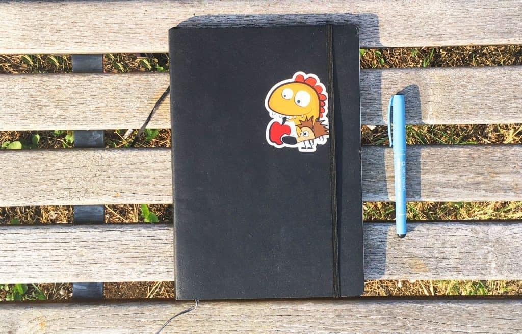 Jak mi Bullet Journal pomáhá být produktivní