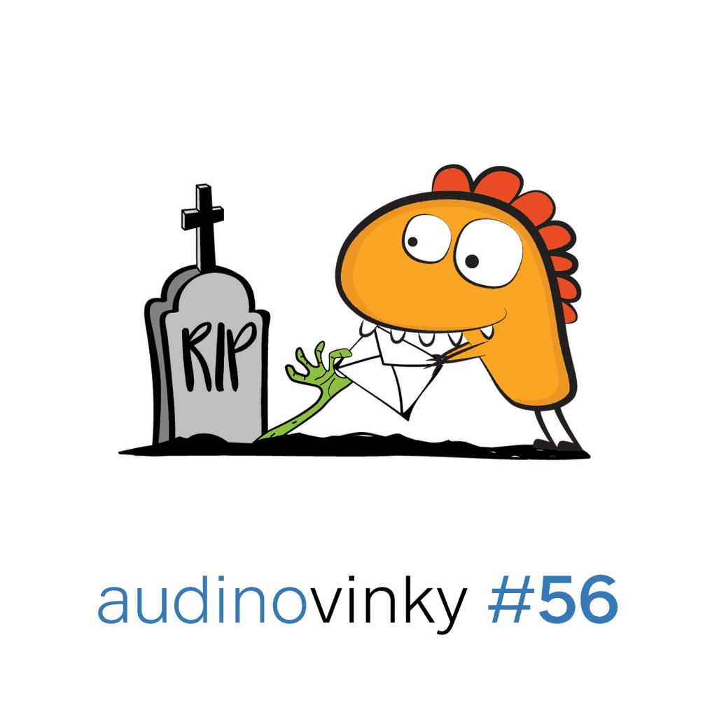 Audinovinky #56