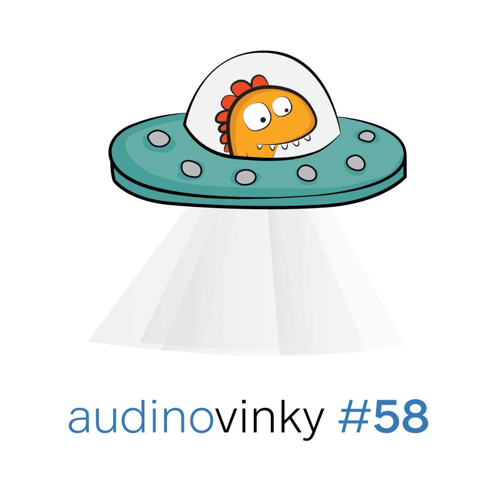 Audinovinky #58