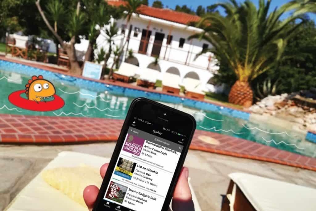 10 situácií, kedy vám audioknihy zachránia letnú dovolenku