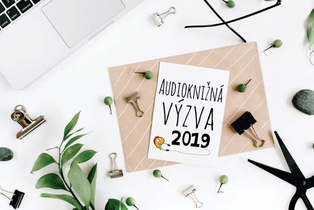 Audioknižná výzva 2019