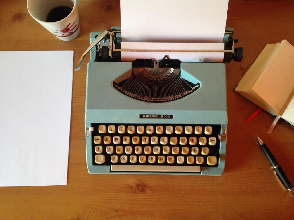 Ako napísať knihu aneb disciplína musí byť